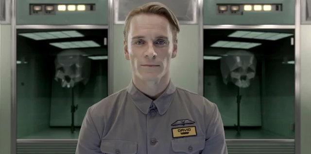 Let's Meet David And Celebrate His Birthday…Watch New PROMETHEUS Viral