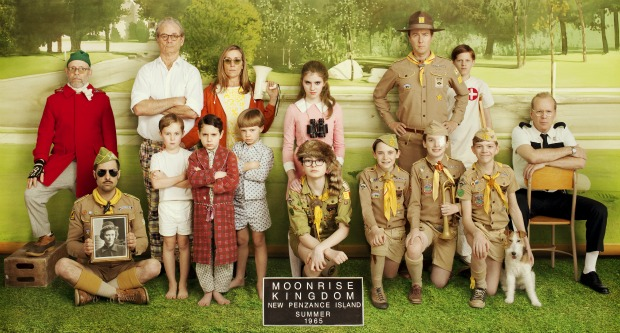 Win A MOONRISE KINGDOM Prize Pack! (U.S Readers Only)