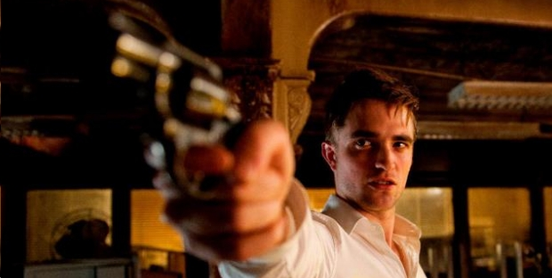 Will Robert Pattinson Be 'Catching Fire'?
