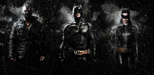 The First 2 THE DARK KNIGHT RISES TV Spots Rise!