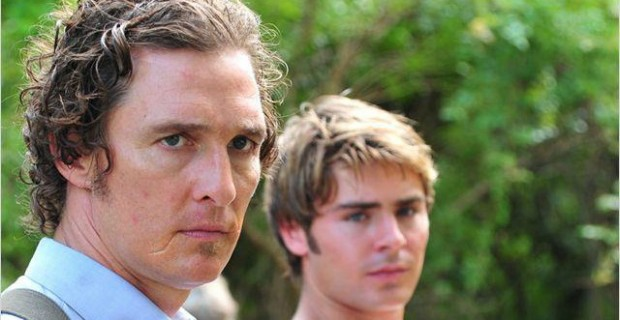 Cannes 2012: First Clips For Matthew McConaughey In MUD & Paperboy