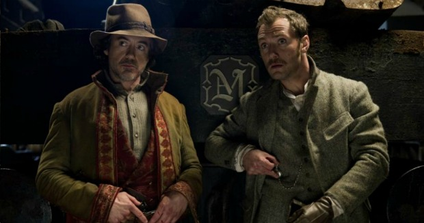 DVD Review:Sherlock Holmes Game Of Shadows