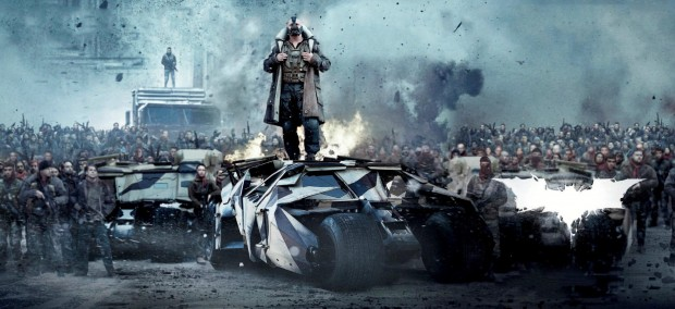 Listen To The Fantastic THE DARK KNIGHT RISES Score