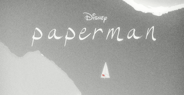 Disney To Release Ground Breaking Animated Short PAPERMAN In Front Of WRECK IT RAPLH