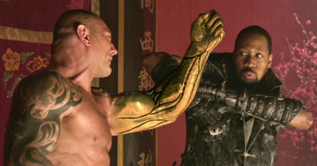 Crazy First Red Band Trailer For The Man With The Iron Fists