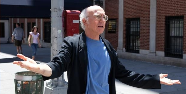 Win Curb Your Enthusiasm Season 8 on DVD!
