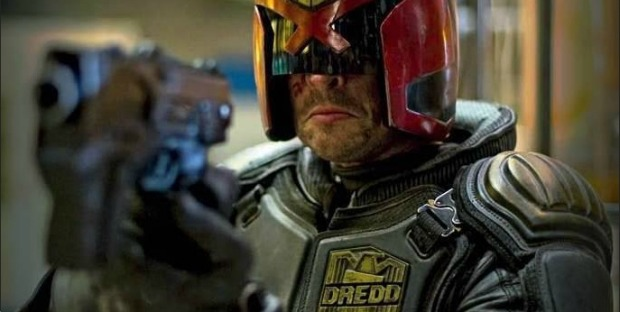 Judgement Has Arrived! First DREDD Trailer has Arrived!