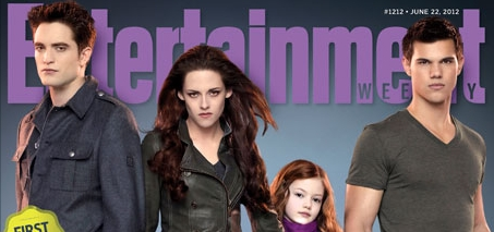 Say Hello To Renesmee! Images Show off Twilight Saga:Breaking Dawn Part 2 Newest Vampire
