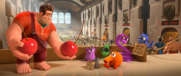 """Am Gonna Wreck it!"" Watch (UK)Trailer For Disney's WRECK IT RALPH!"