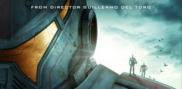 First Look At Guillermo Del Toro's PACIFIC RIM Comic Con Poster