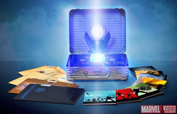Cool Avengers Artwork Revealed For Home Release Of Film