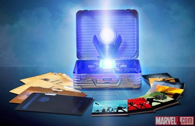 Cool Avengers Artwork Revealed For Home Release Of Film