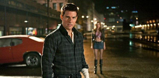 The Official JACK REACHER Trailer (aka One Shot) Drives Online!