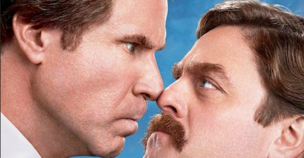 The Campaign Review starring Will Ferrell, Zach Galifianakis
