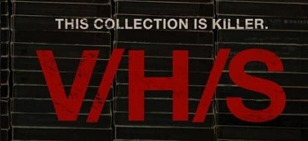 V/H/S  DVD Review