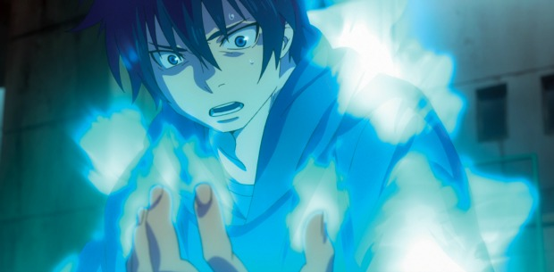 Anime Competition – Win Blue Exorcist Part 1 On DVD