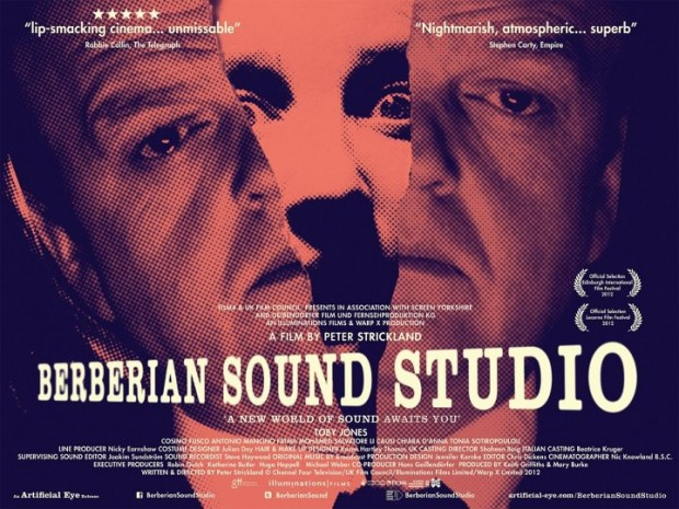 Oval Space Cinema Club presents: Berberian Sound Studio