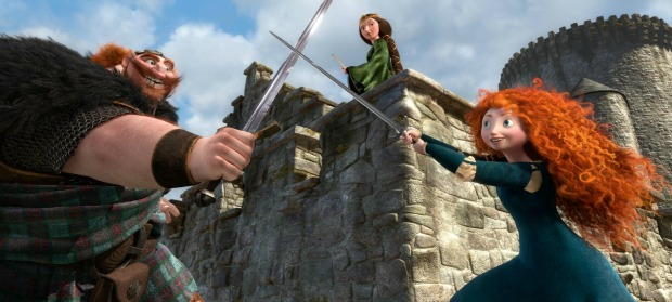 Disney-Pixar's Brave Review