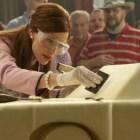 Jennifer Garner Spreads some artistry In Butter Trailer