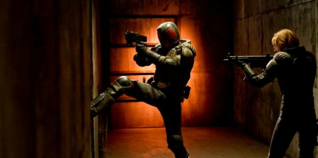 'Slo-Mo' Things Down For Fantastic New Dredd 3D Featurette