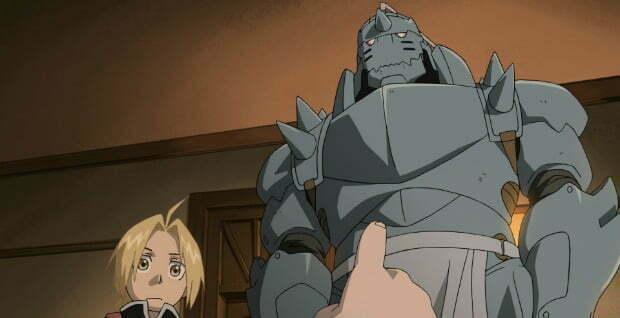 Win The Complete Fullmetal Alchemist Brotherhood Series On DVD!