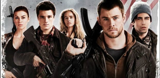 Wolverines Cause Chaos As Red Dawn Remake Trailer Invades The Internet