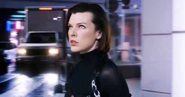 It S All About Alice In New Resident Evil Retribution Featurette