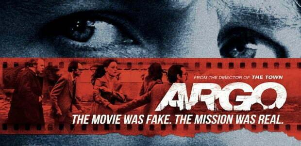 LIFF 2012: Ben Affleck's Argo Get's UK Poster