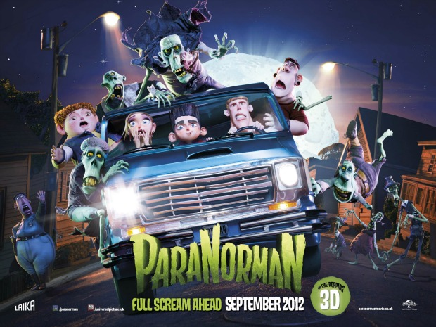 Win Paranorman Goody Packs!