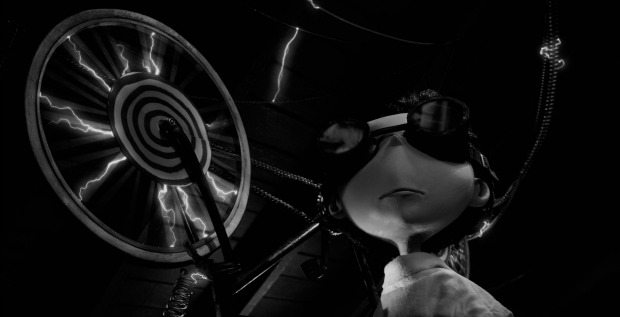 All About Electricity In New Frankenweenie Clip