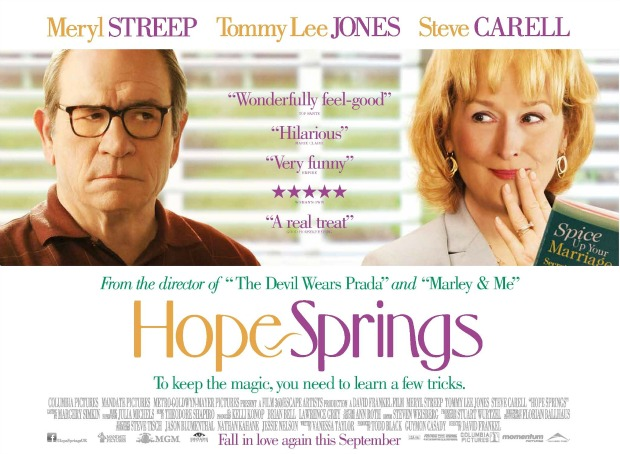 Win Hope Springs Goody Bags
