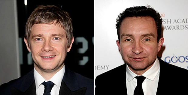 Production Starts As Martin Freeman, Eddie Marsan Joins The World's End