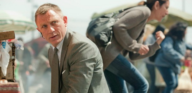 007 Reporting For Duty…New 2 Minute Skyfall Trailer