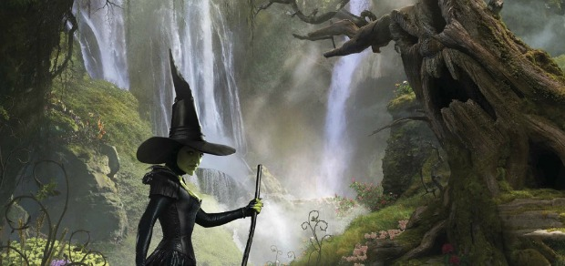 New OZ:The Great And Powerful Poser Teases Us With Wicked Witch