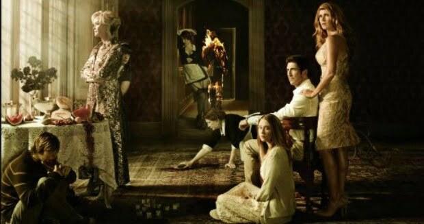 Win American Horror Story Season 1 On DVD