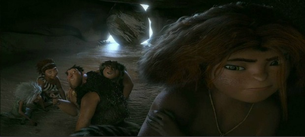 Is The Croods Dreamwork's  'Brave'? Watch First  UK Trailer