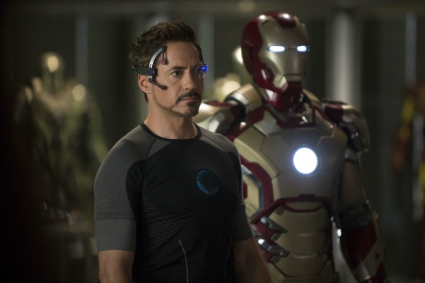 Explosive New First Official Trailer For Iron Man 3!