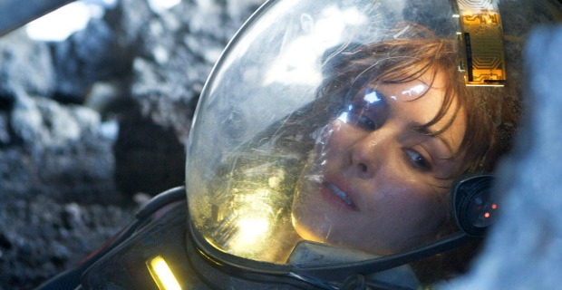 Prometheus DVD Review