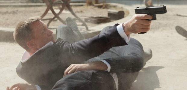 'Bond Is Back' TV Spot, Listen 007 Minutes of Skyfall Score