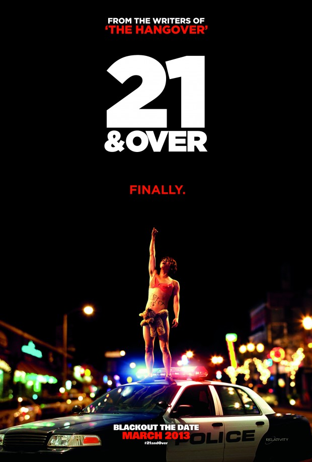 Watch 21 And Over Superbowl TV Spot
