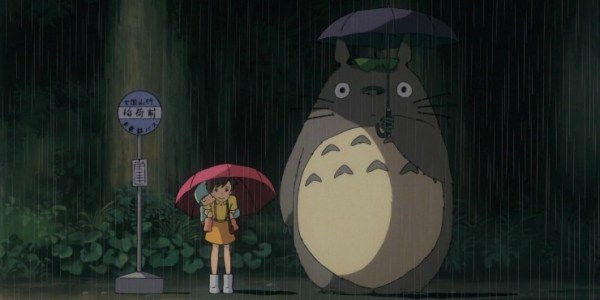 My Neighbour Totoro Blu-Ray Review