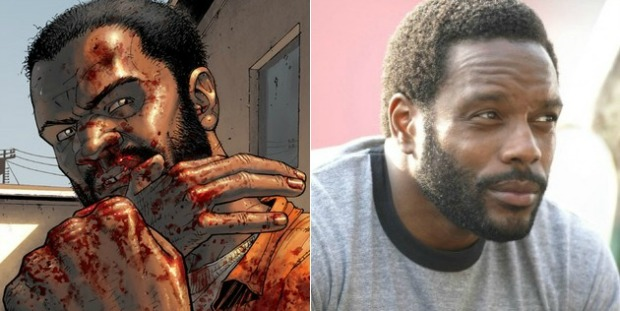 Wire Star To Join Walking Dead Season 3 As New Character?