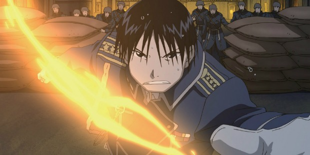 Win Fullmetal Alchemist Brotherhood OVA (Anime)On Blu-Ray