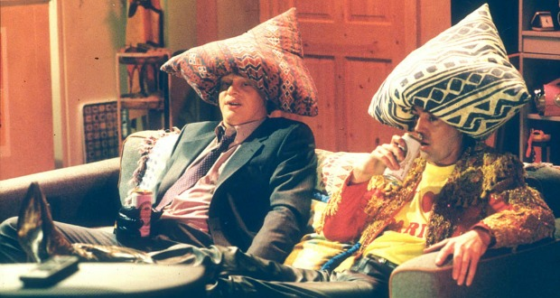 Win Men Behaving Badly: The Complete Collection On DVD!