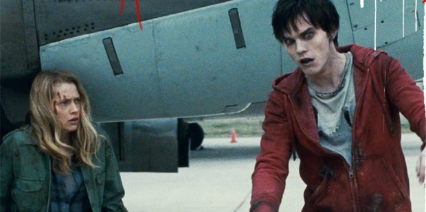 Give A Zombie A hug In Warm Bodies UK Trailer