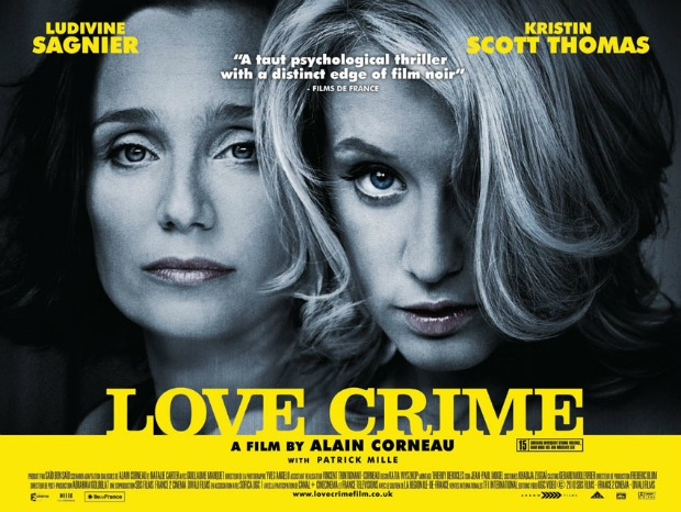 Love Crime (Crime d'amour ) Review