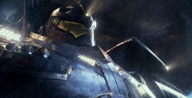 Let's Do The Monster Mash, Watch The Epic Crazy Pacific Rim UK Trailer!