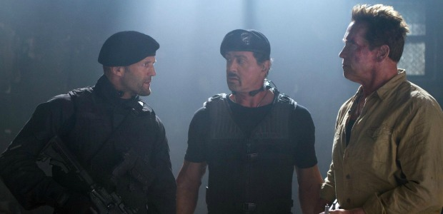 The Expendables 2 DVD Review
