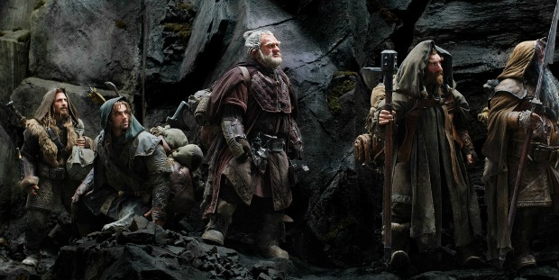 2 New TV Spots For The Hobbit:An Unexpected Journey  First Look At dragon Smaug