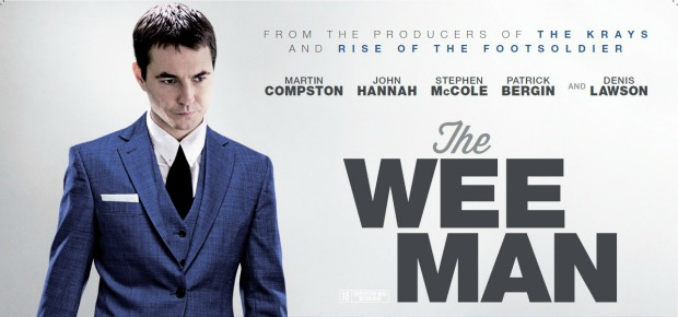 Exclusive Look At The Wee Man Poster & Trailer Starring Martin Compston